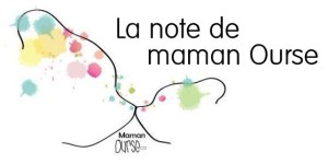 Note de maman Ourse