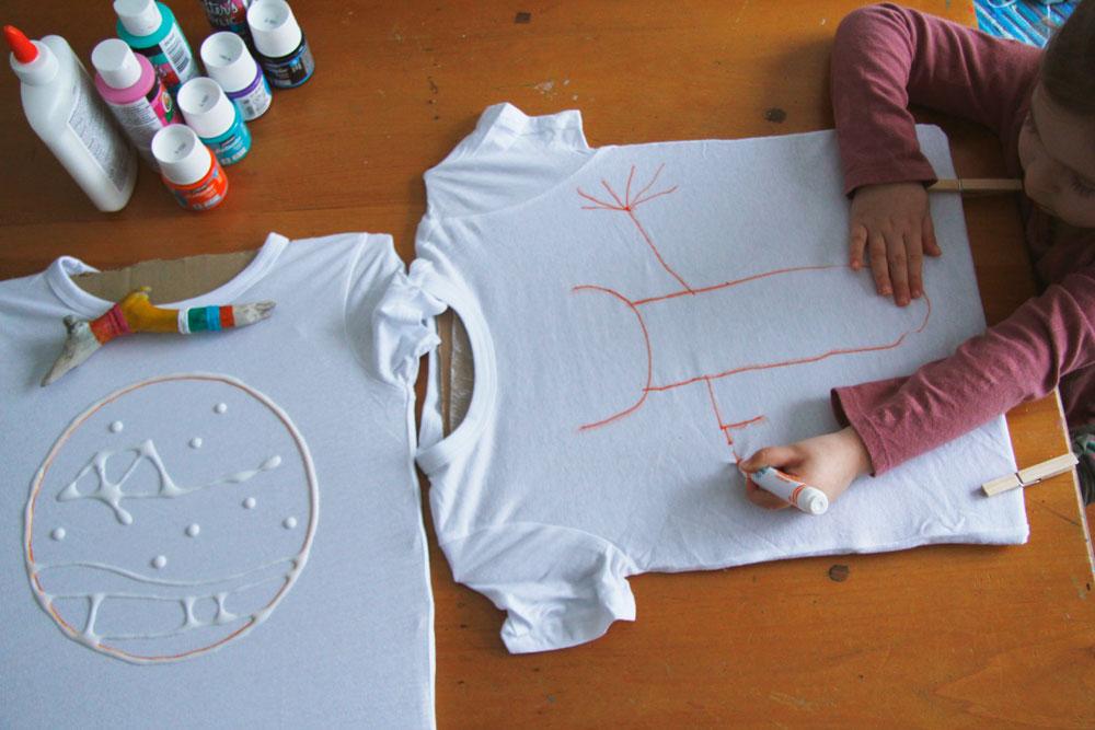 Le petit atelier par Kim Durocher