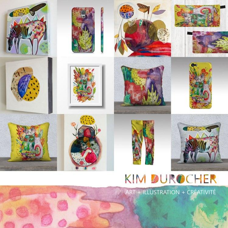 Kim Durocher automne 2016